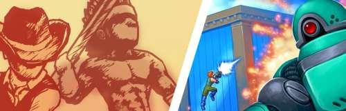Avec Gunman Clive HD Collection et Mechstermination Force, Horberg Productions se tourne vers la PS4