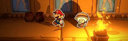 Paper Mario : The Origami King sortira le 17 juillet sur Switch