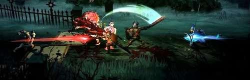 Carnet rose - Devolver présente le dungeon crawler multijoueur Blightbound