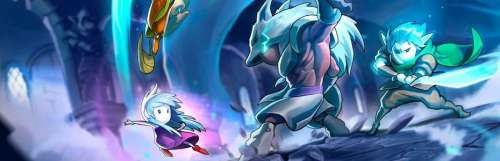 Team17 signe le Metroidvania Greak : Memories of Azur