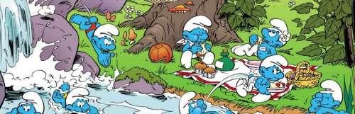 Après Astérix et Tintin, Microids annonce s'en prendre aux Schtroumpfs