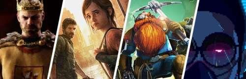 A venir sur gk - Deep Rock Galactic, VirtuaVerse et le bilan The Last of Us... votre programme de la semaine du 18/05/2020