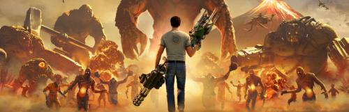 Serious Sam 4 est de retour et sera disponible en août sur Steam et Stadia