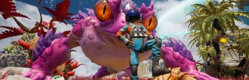 Journey to the Savage Planet est disponible sur Switch