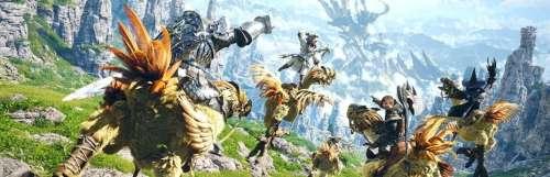 Final Fantasy XIV : A Realm Reborn est gratuit jusqu'au 26 mai sur PS4