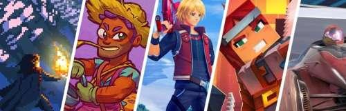 Xenoblade Definitive Edition, Minecraft Dungeons et Rétro Dash Turbo... votre programme de la semaine du 25/05/2020
