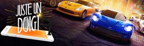 Juste un doigt - Notre sélection mobile de la semaine : Forza Street, le hoquet cupide