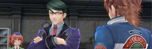 The Legend of Heroes : Hajimari no Kiseki se remontre