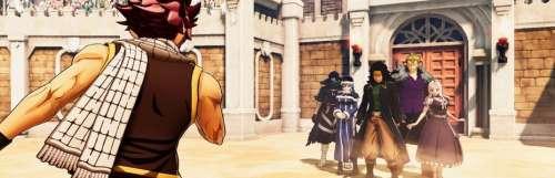 Fairy Tail s'offre un gros morceau de gameplay pour faire patienter les joueurs