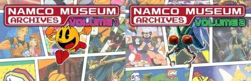 Les classiques de Namco sont de retour dans Namco Museum Archives Volume 1 et Volume 2