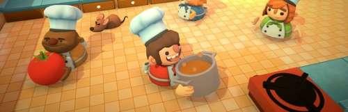 Overcooked est gratuit sur Epic Games Store