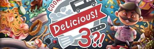 Cook, Serve, Delicious! 3?! sortira d'accès anticipé cet automne