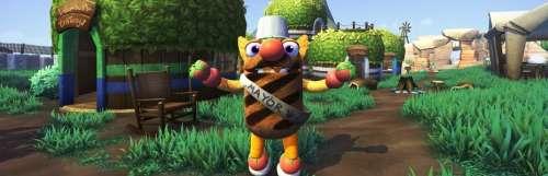 Playstation 5 / ps5 - Les créateurs d'Octodad annoncent Bugsnax, leur prochain jeu d'aventure