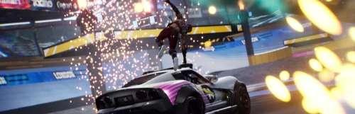 Playstation 5 / ps5 - Destruction Allstars veut froisser de la tôle en arène
