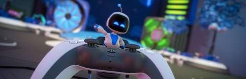 Playstation 5 / ps5 - Comme le SSD, Astro's Playroom sera livré de série avec la PS5