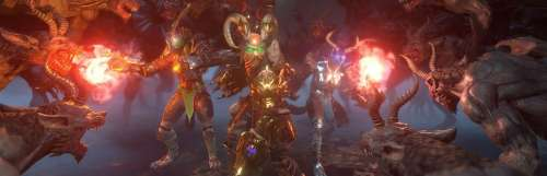 Almighty : Kill Your Gods marchera dans les traces de Dauntless et Monster Hunter cet automne