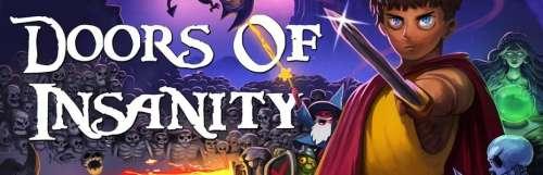 Persévérance recommandée dans le jeu de combat de cartes Doors of Insanity