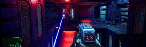 Le remake de System Shock par Night Dive s'offre une fragile apparition en vidéo
