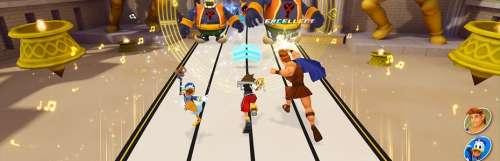 Le jeu de rythme Kingdom Hearts : Melody of Memory annoncé sur PS4, Xbox One et Switch
