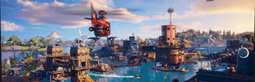 L'insubmersible Fortnite dévoile sa saison 3