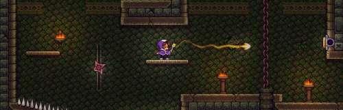 Le metroidvania Alwa's Legacy fait ses débuts sur PC en attendant la Switch
