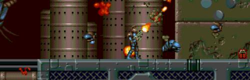 Rescapé de 1994, le jeu Mega Drive Ultracore prend date sur PS4 et Switch