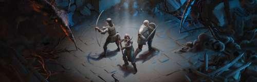 Croteam annonce The Hand of Merlin, un tactical qui mélange fantasy et science-fiction