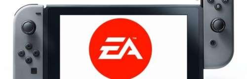 Electronic Arts prévoit sept jeux sur Switch dans l'année à venir