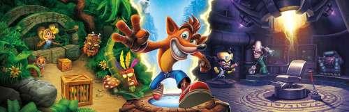 Crash Bandicoot 4 : It's About Time fuite avant son annonce officielle