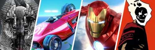 Trackmania, Iron Man VR, Coin Op Legacy... votre programme de la semaine du 29/06/2020