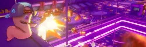 Worms Rumble est un battle royale en temps réel annoncé sur PS5, PS4 et PC