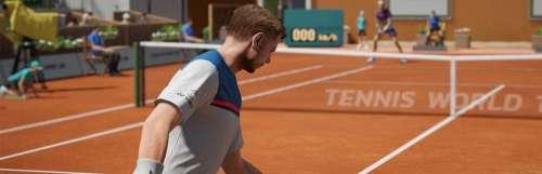 Un premier aperçu des promesses de Tennis World Tour 2