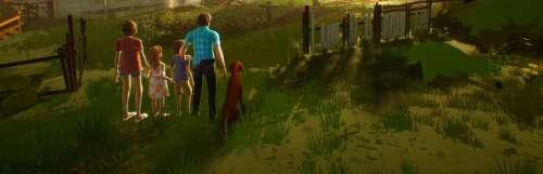 Where the Heart Is : Armature s'essaye au jeu d'aventure narratif