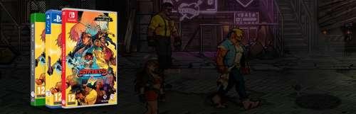 Offrez vous un an de Gamekult Premium et Streets of Rage 4