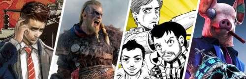 Gaijin Dash, Assassin's Creed Valhalla et Deadly Premonition 2... votre programme de la semaine du 06/07/2020