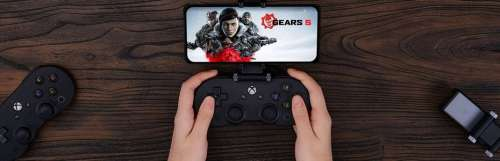 Project xCloud : 8BitDo annonce sa manette pour jouer aux jeux Xbox sur mobiles