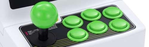Astro City Mini : Sega sort aussi sa mini borne d'arcade