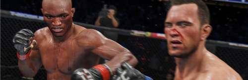 EA Sports UFC 4 sera disponible dans un mois sur PS4 et Xbox One