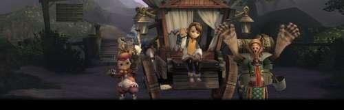Pas de multijoueur local dans Final Fantasy Crystal Chronicles Remastered Edition