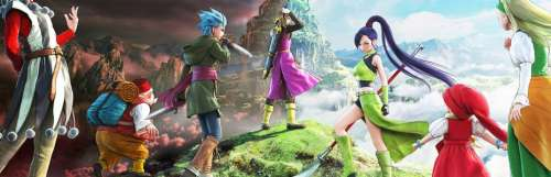 Dragon Quest XI S sortira en décembre sur Xbox One et dans le Xbox Game Pass