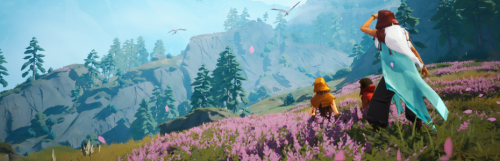 Xbox series x - Everwild confirme ses somptueuses intentions artistiques