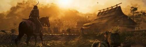 Ghost of Tsushima devient le plus gros lancement d'une nouvelle licence PlayStation