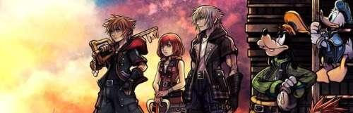Une date et un (gros) prix pour la bande originale de Kingdom Hearts III