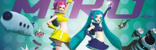 Hatsune Miku s'invite aujourd'hui dans Space Channel 5 VR