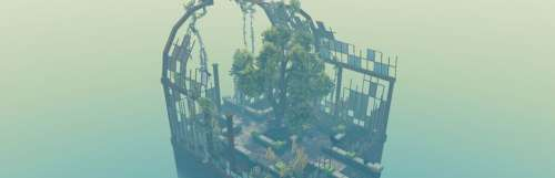 Carnet rose - Le développeur de Kingdom annonce Cloud Gardens, un bac à sable mais avec des plantes