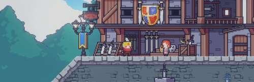 Le rogue-like Dungreed cale finalement sa date de sortie consoles au 24 septembre