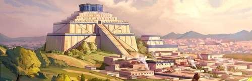 La ville de Babylone est au centre du premier weekend Opendev de Humankind
