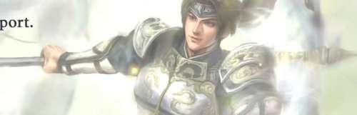 Koei Tecmo célèbre les 20 ans de Dynasty Warriors