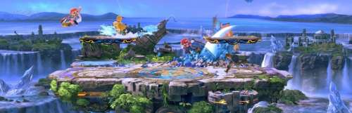 Super Smash Bros. Ultimate met à jour son mode en ligne et son Champ de Bataille