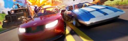 Fortnite : les voitures sont disponibles avec la mise à jour 13.40